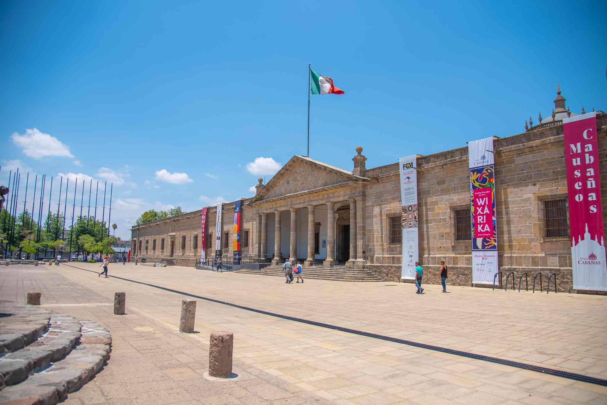 Guadalajara Hospicio Cabanas
