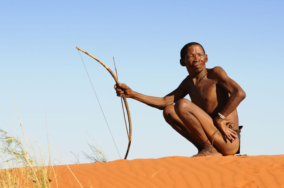 The San Bushmen: Indigenous People of Southern Africa