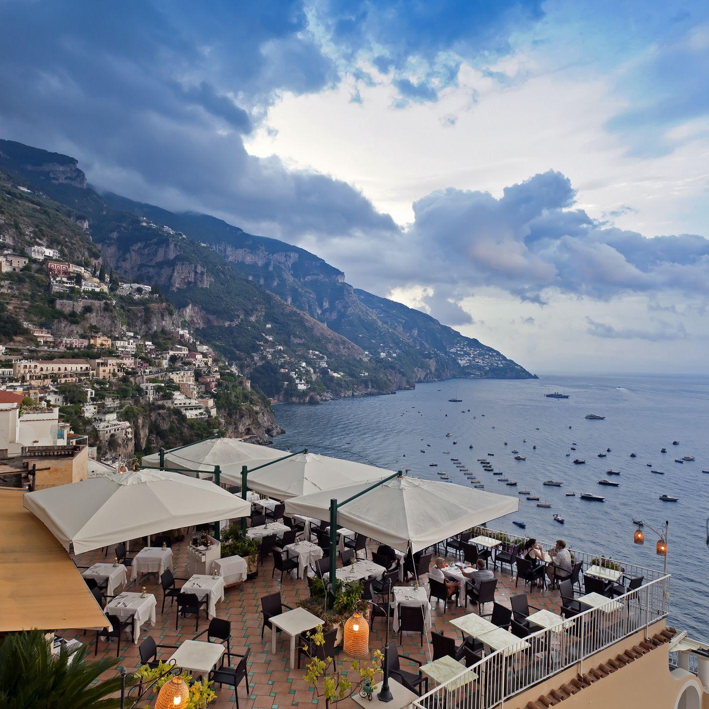 The Top 13 Restaurants on the Amalfi Coast
