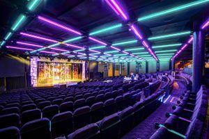Norwegian Getaway Theater