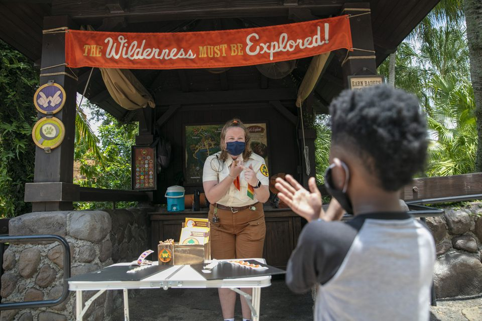 Animal Kingdom reopening