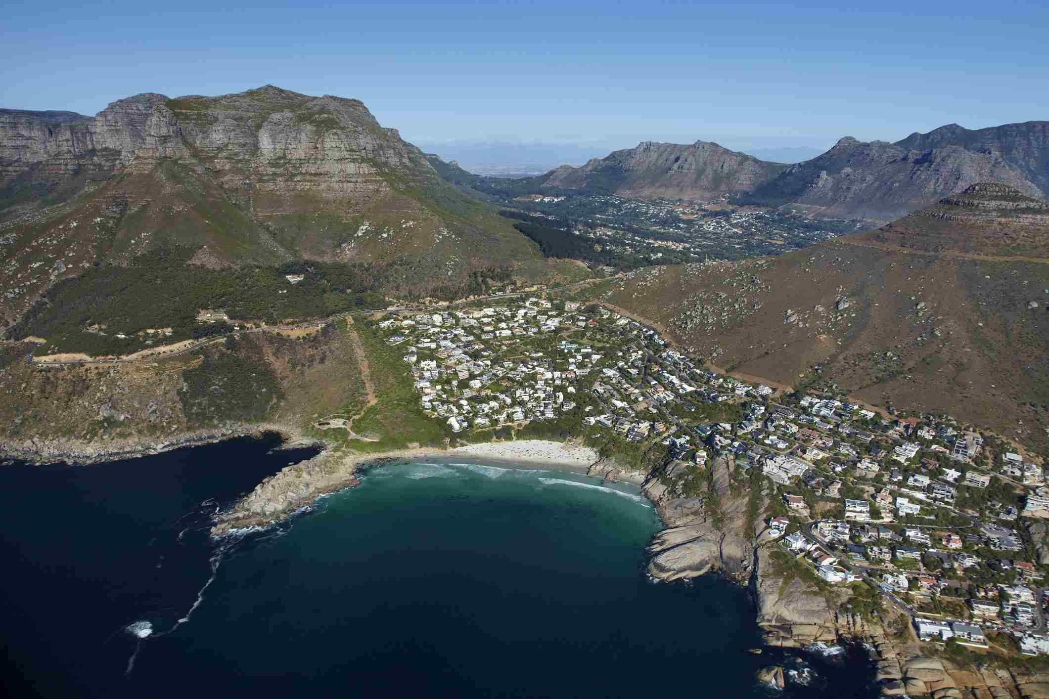 Llandudno Beach, Western Cape