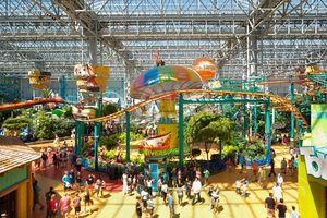Nickelodeon Universe at Mall of America Minnesota