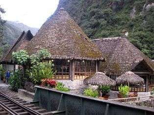Peru eco lodge