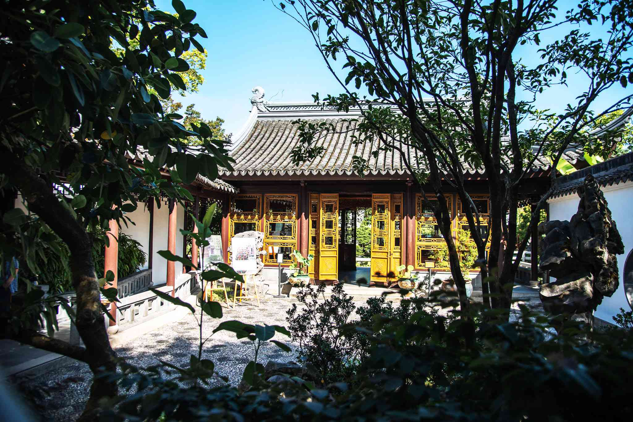 Jardín chino Lan Su