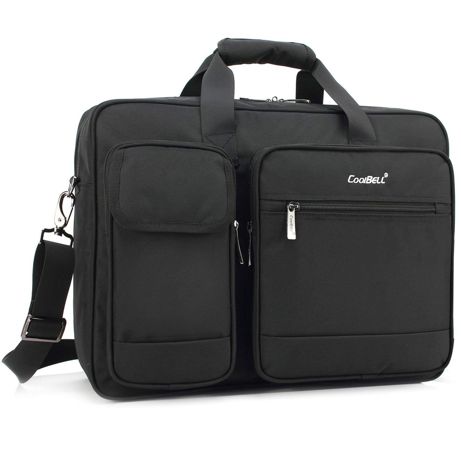 Best Overall  CoolBell 17.3-Inch Laptop Briefcase 90082be979812