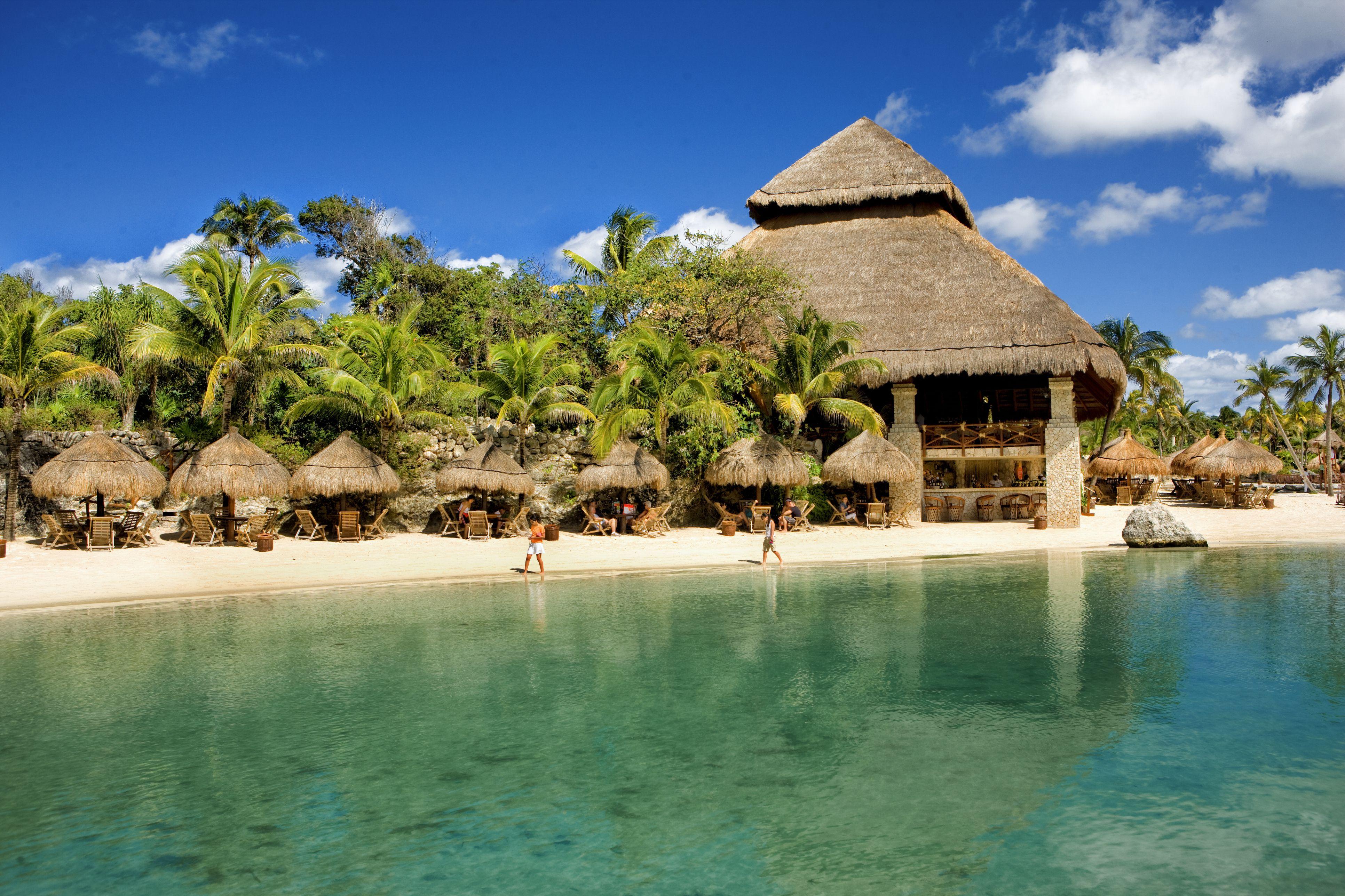 beach in the Riviera Maya