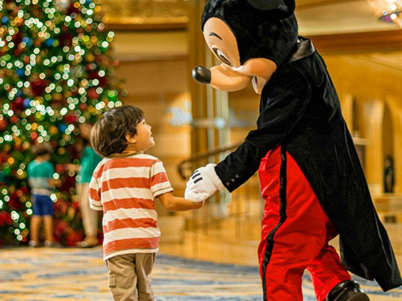 Disney Christmas Cruises 2021