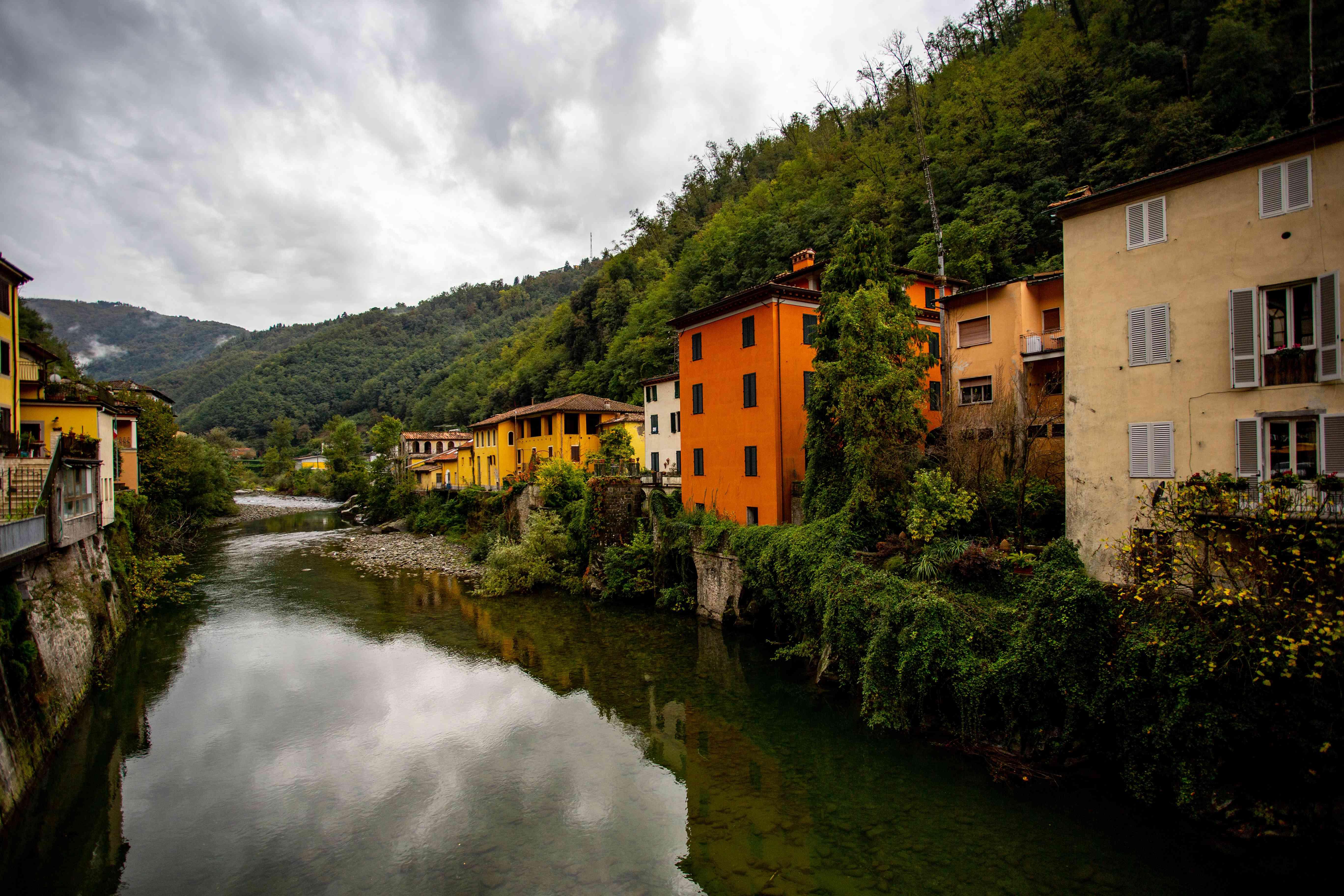 Bagni di Lucca, Italy