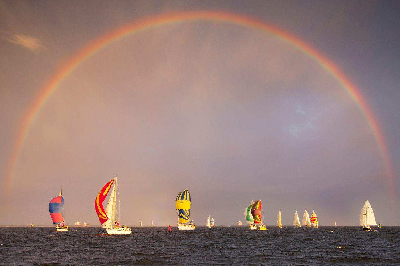 Annapolis Sailboat Race