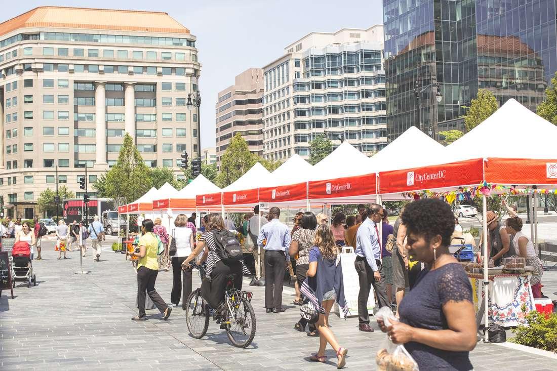 FRESHFARM CityCenterDC Market