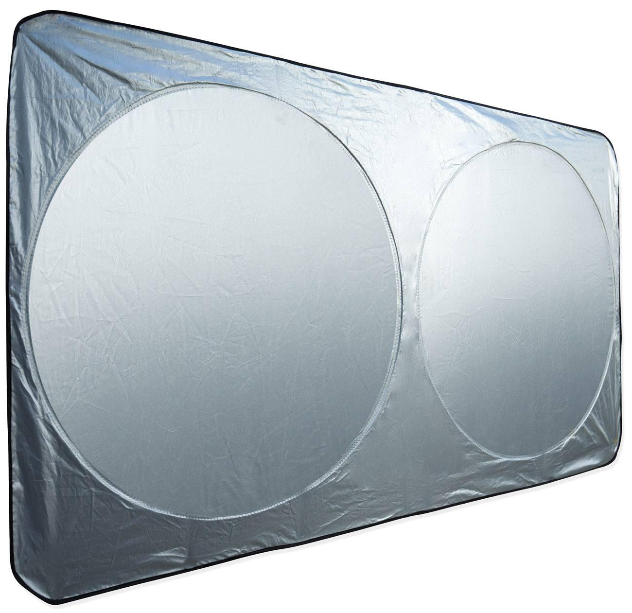 Best Budget  OxGord Foldable Auto Sun Shade bf5b76131ba1