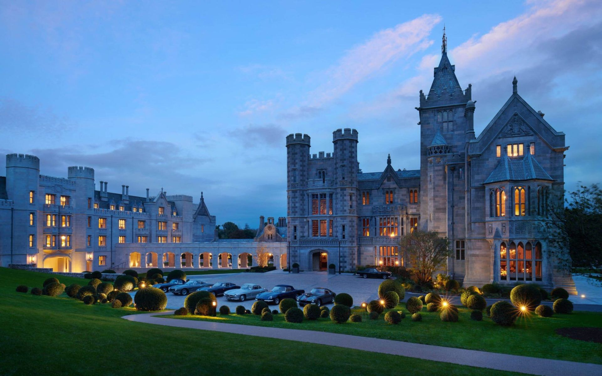10 Amazing Castle Hotels in Ireland