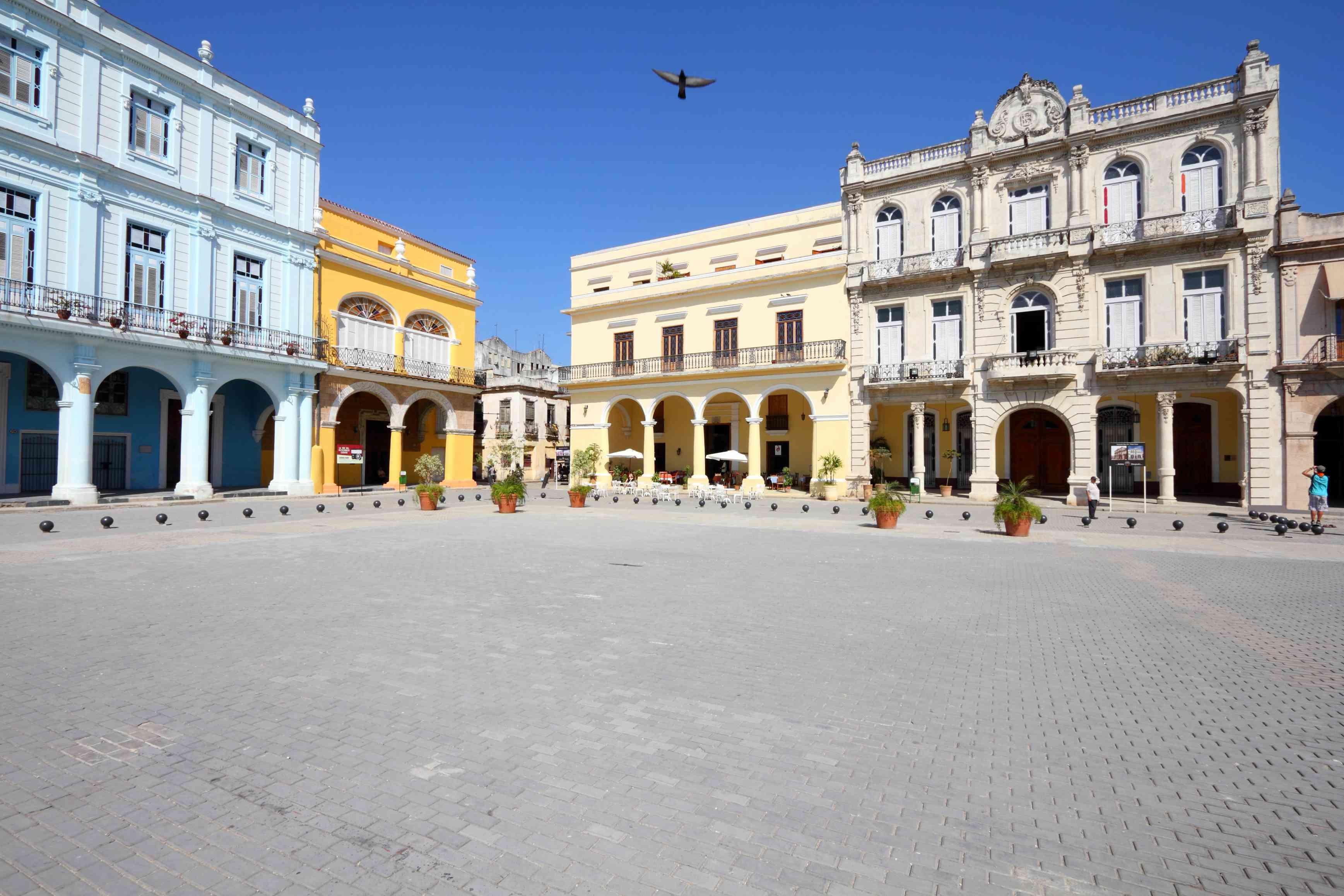 Plaza Vieja square