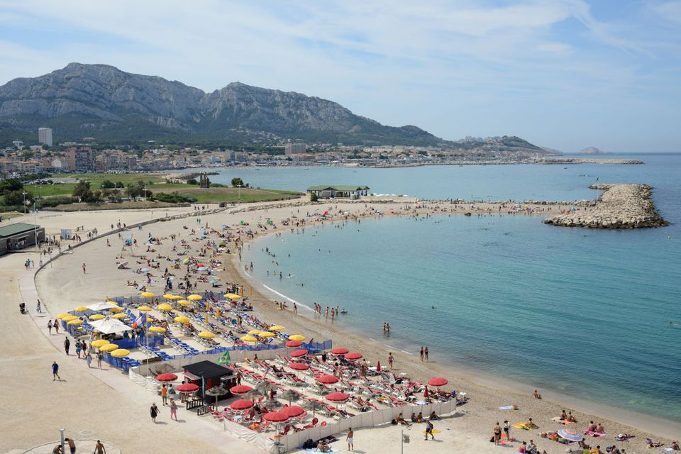 The best beaches in Marseille, France