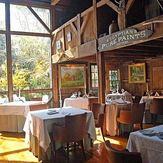 White Barn Inn Restaurant Kennebunkport Maine New