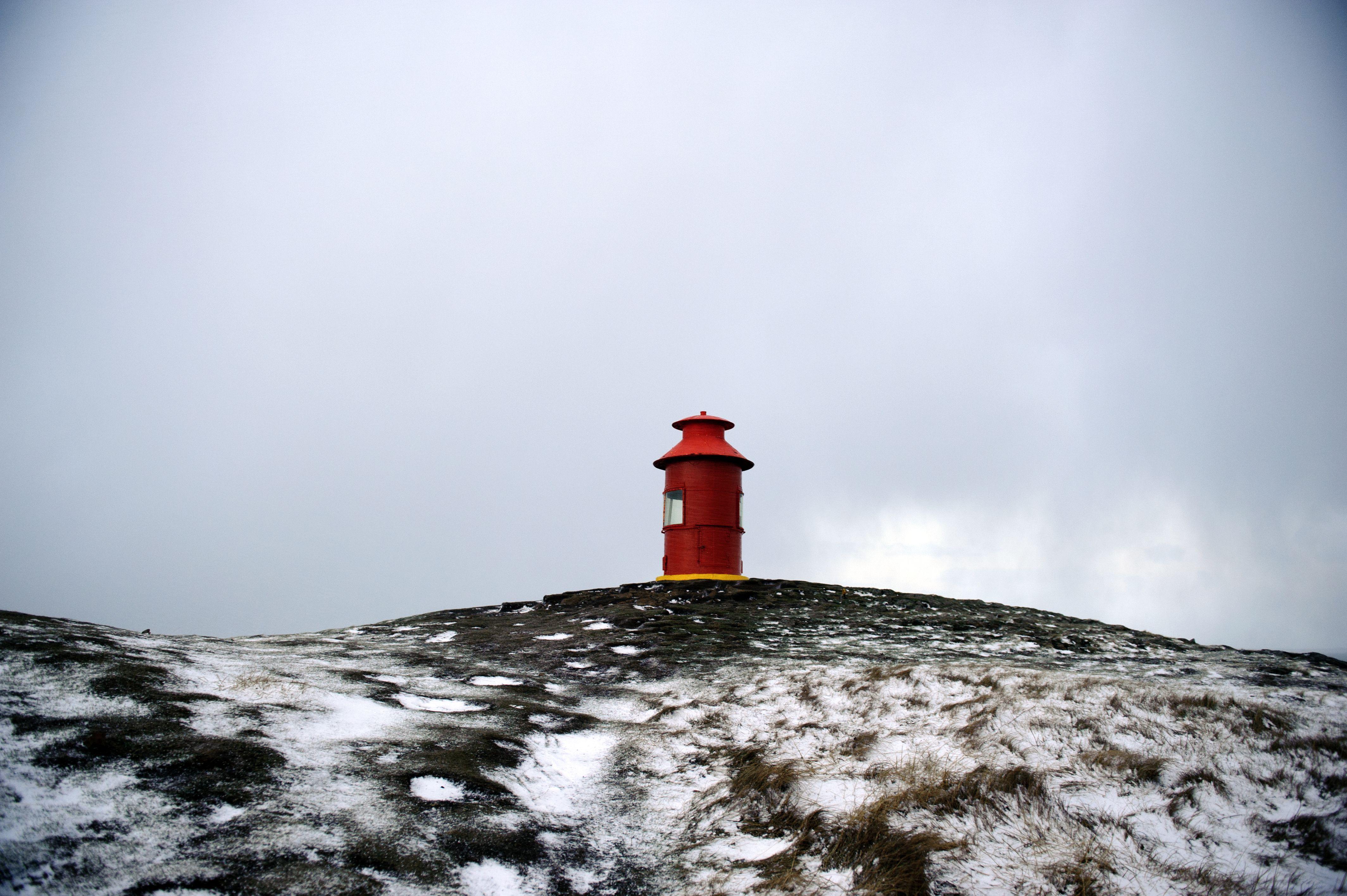 Súgandisey Lighthouse