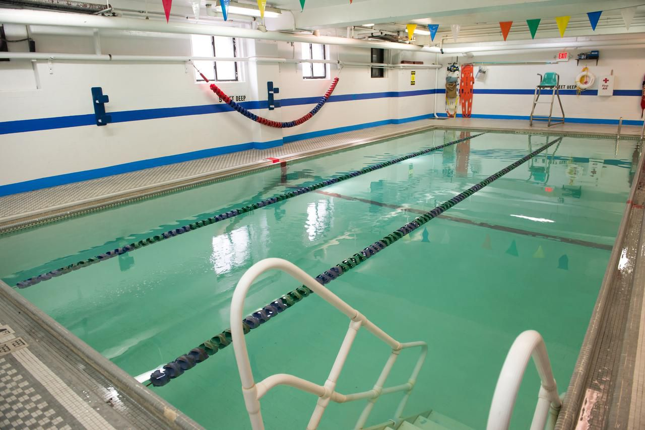 YMCA Greenpoint pool