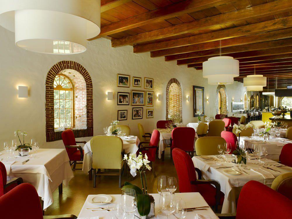 Restaurante Rust en Vrede, Stellenbosch