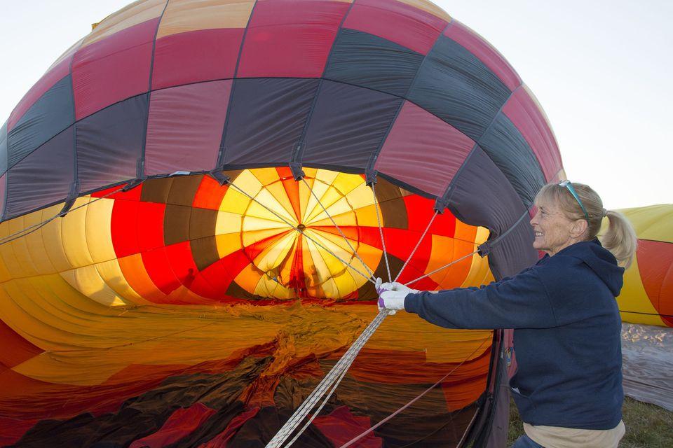 Great Balloon Race in Reno.