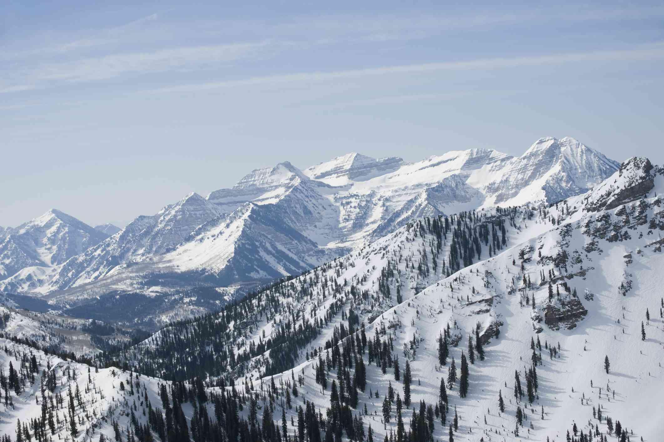 Front Range mountains, Colorado