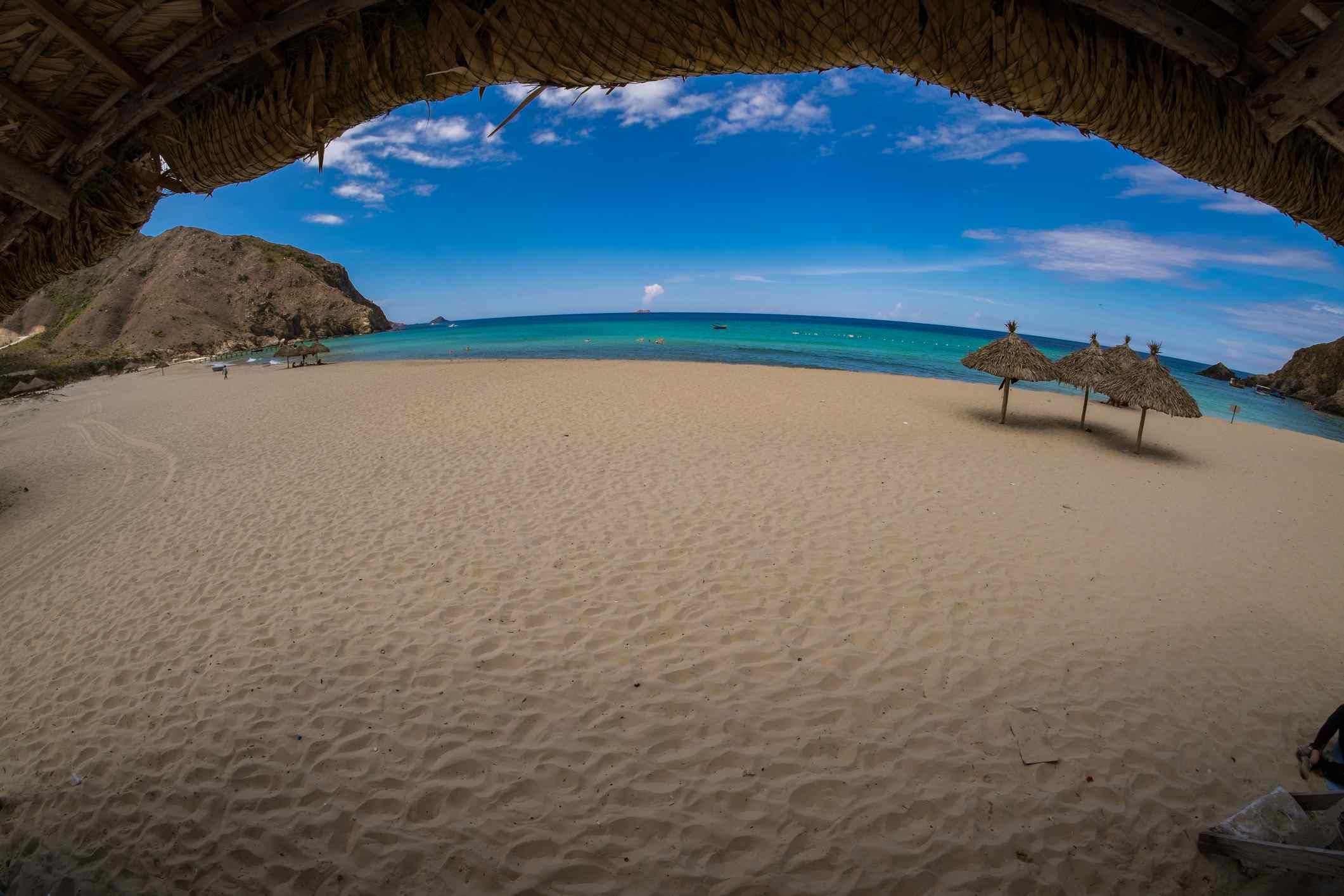 Ky Co Beach, Vietnam