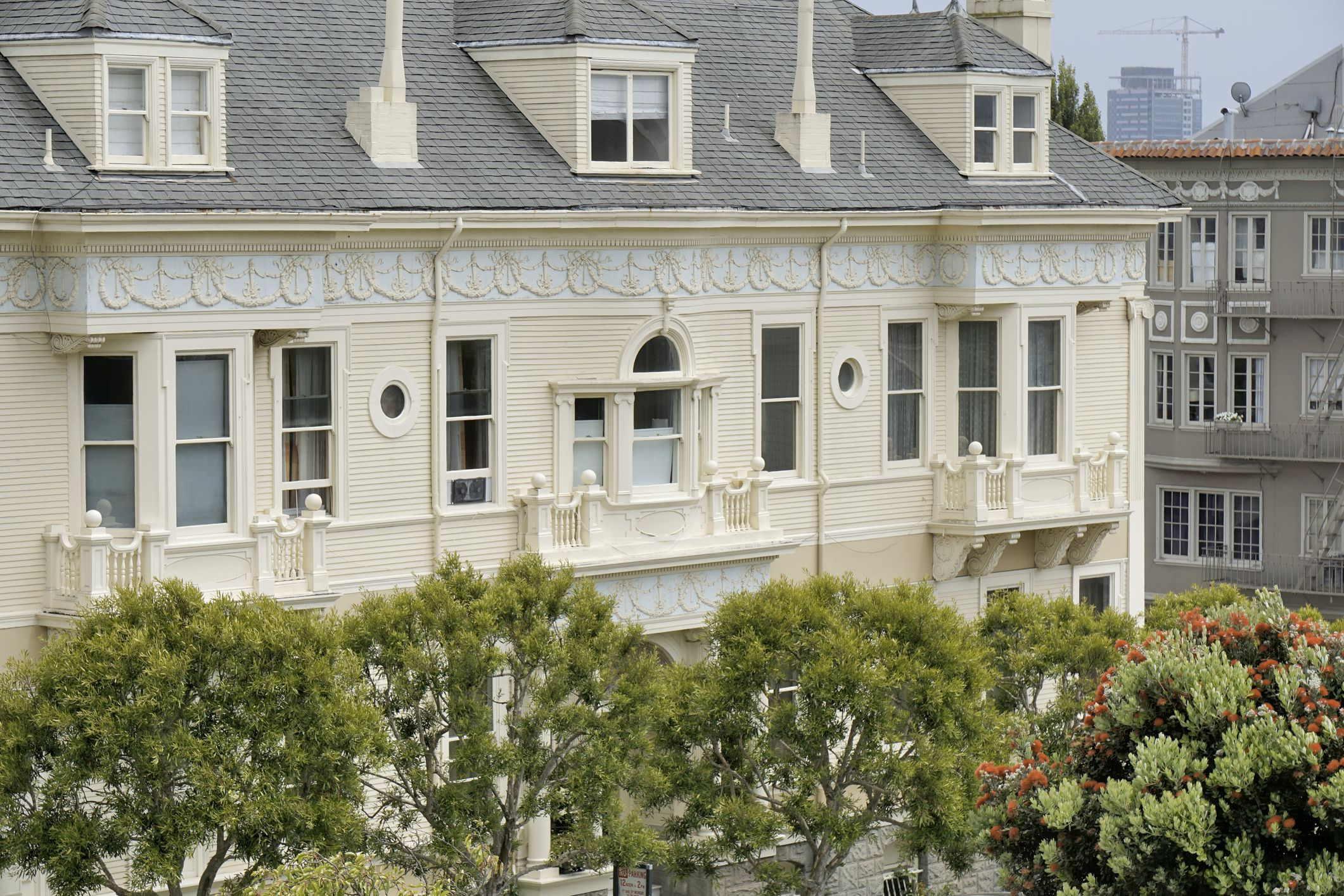 Pacific Heights, San Francisco Architecture