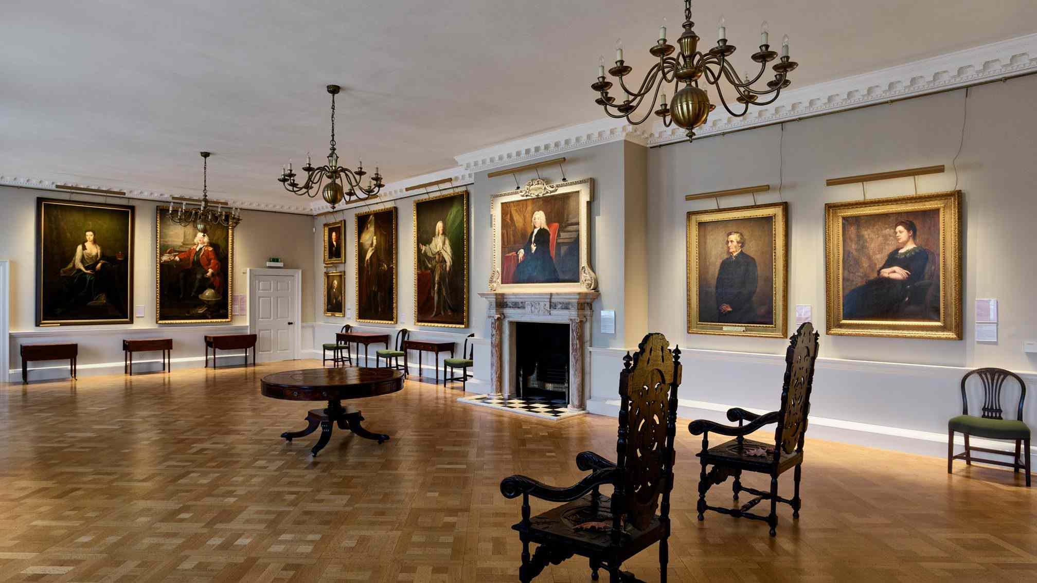 The Foundling Museum Interior