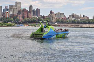 New York City's Shark Speedboat