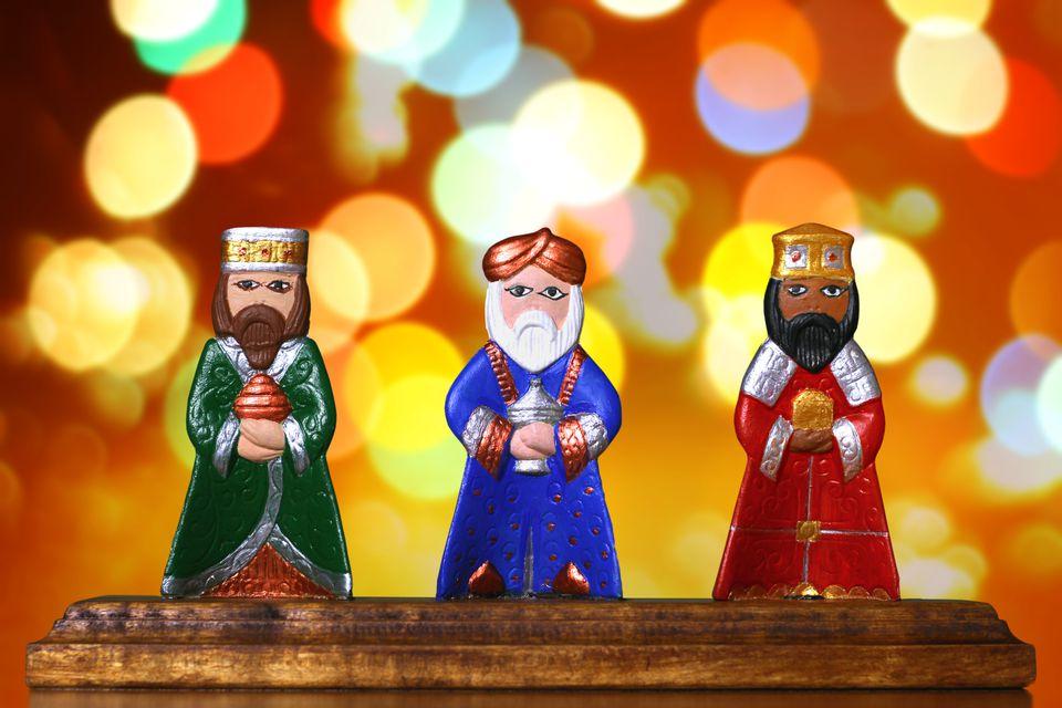 three wise men puerto rico - Puerto Rico Christmas Traditions