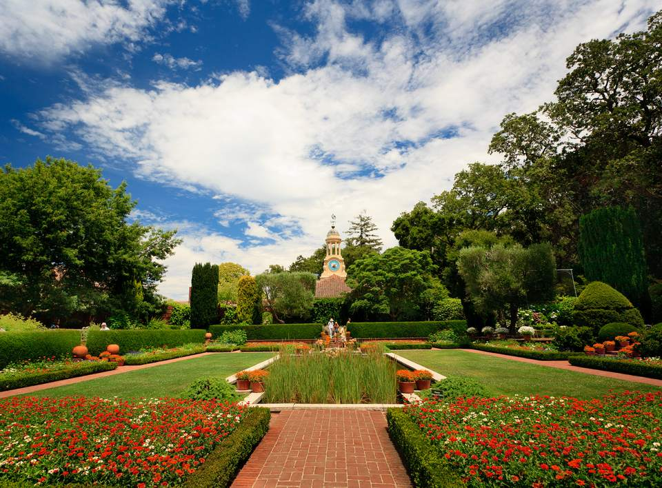 Filoli Gardens, Woodside, CA | Historic Homes in Silicon Valley