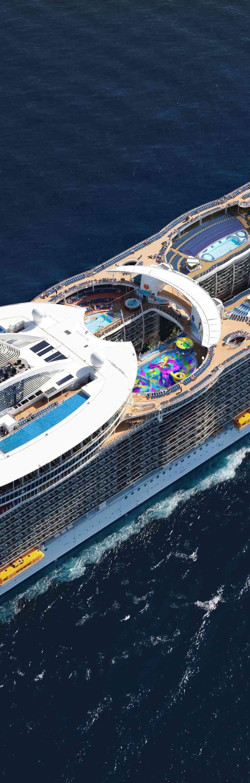 harmony of the seas top deck