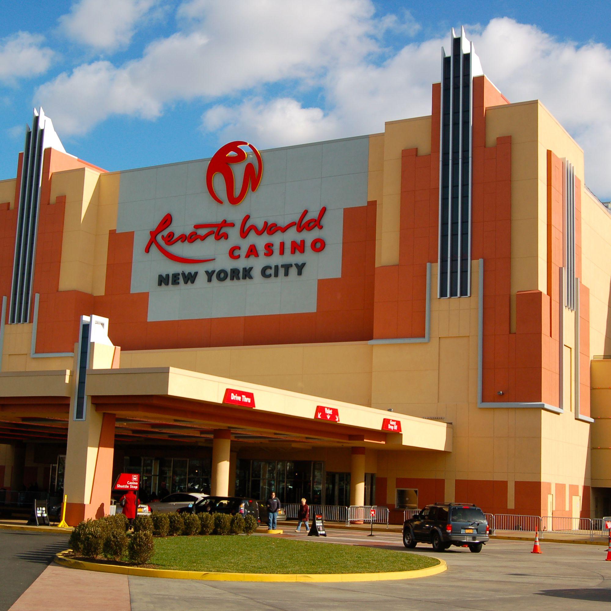 Resorts world casino new york gambling age downstream casino land ownership