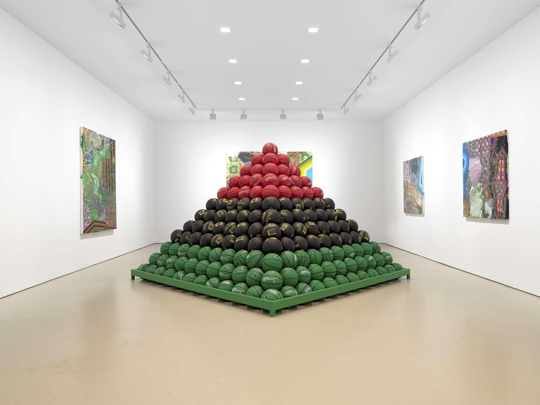 David Huffman at Miles McEnery Gallery
