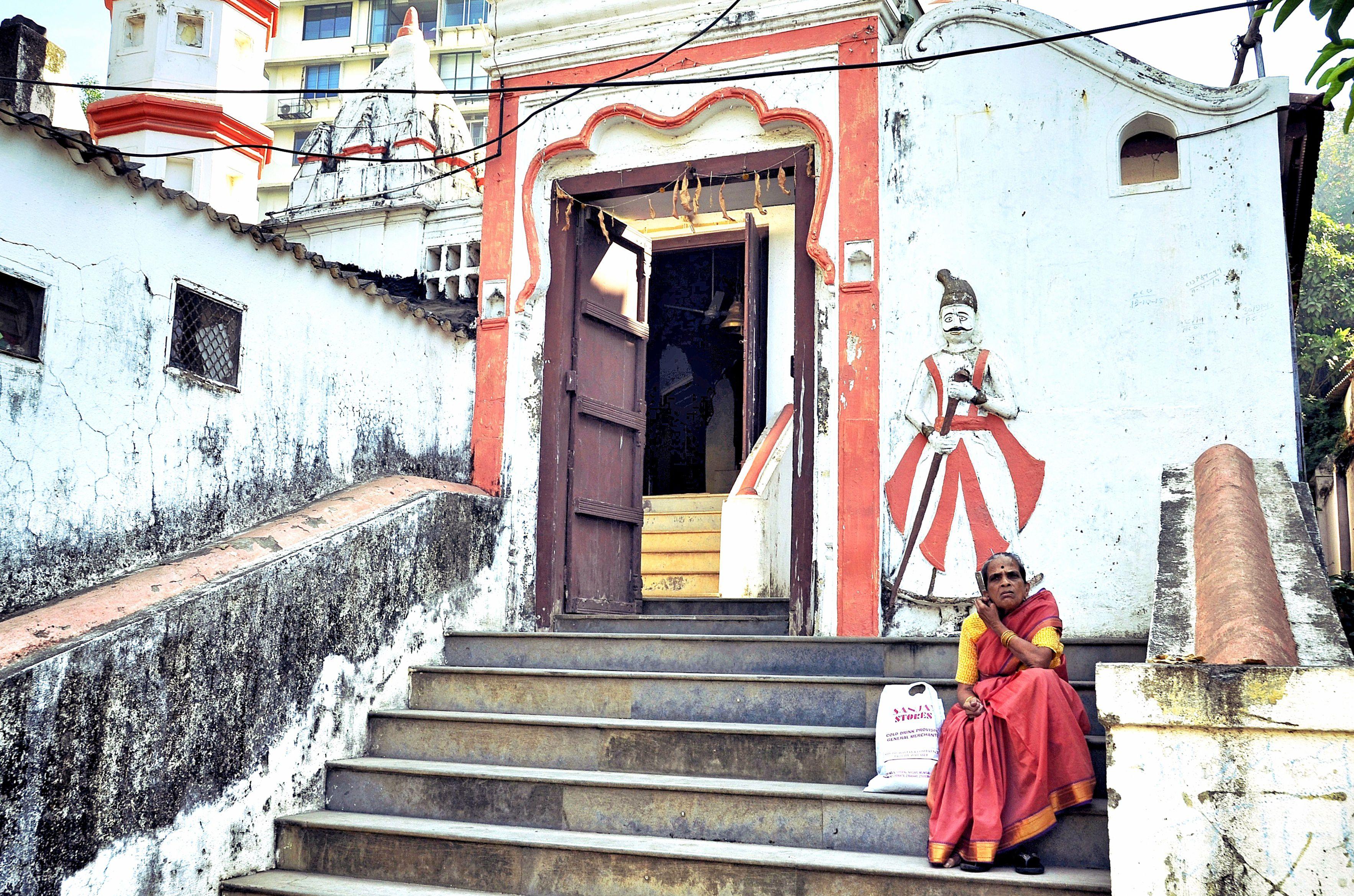 Shree Venkatesh Balaji Tempel.
