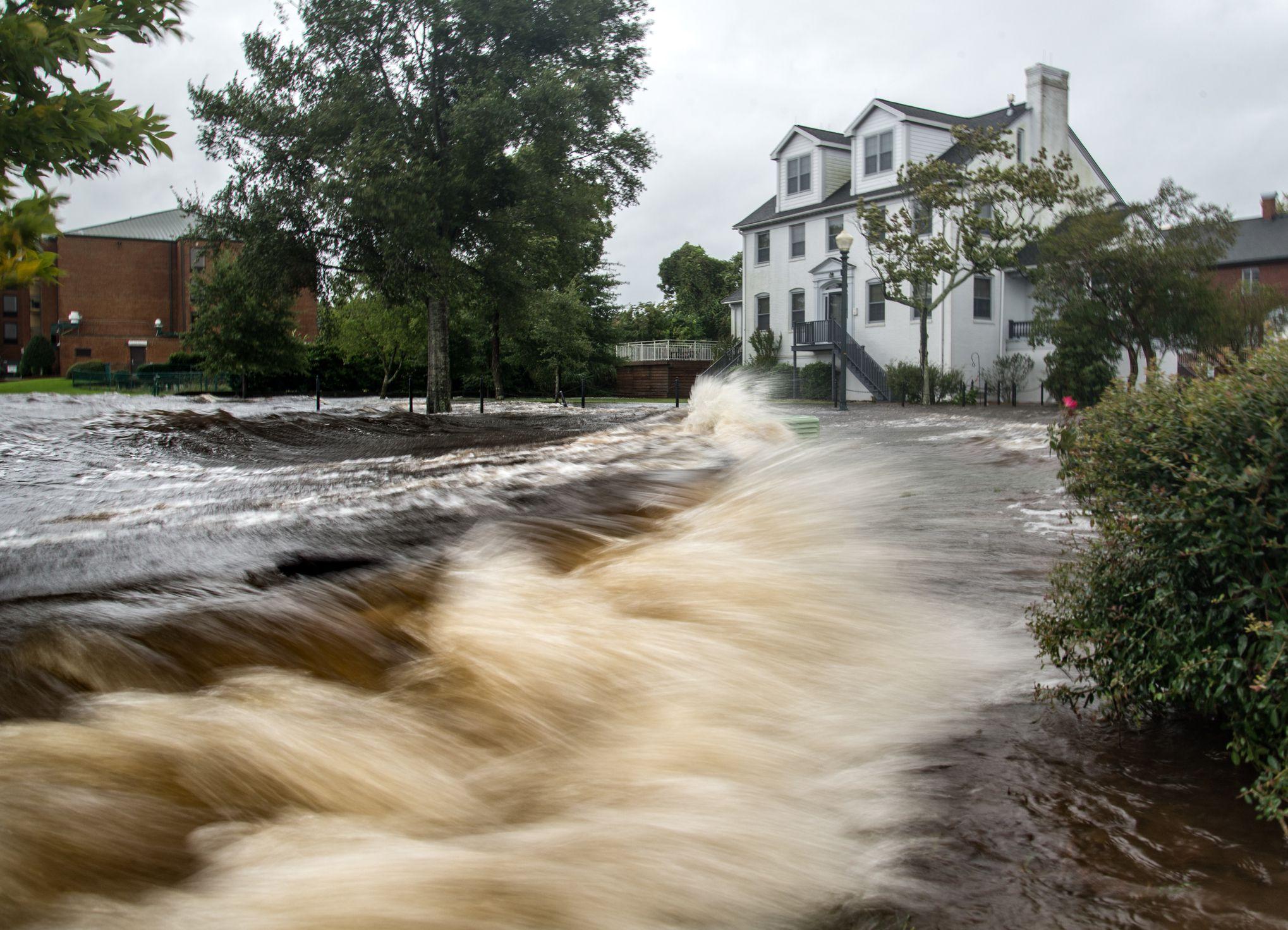 The History of Hurricanes in North Carolina