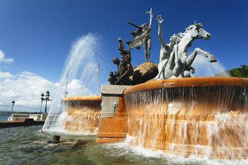 Paseo De La Princesa Fountain