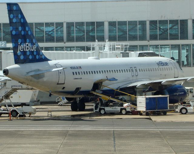 jetBlue is a low-cost carrier operating in the United States.