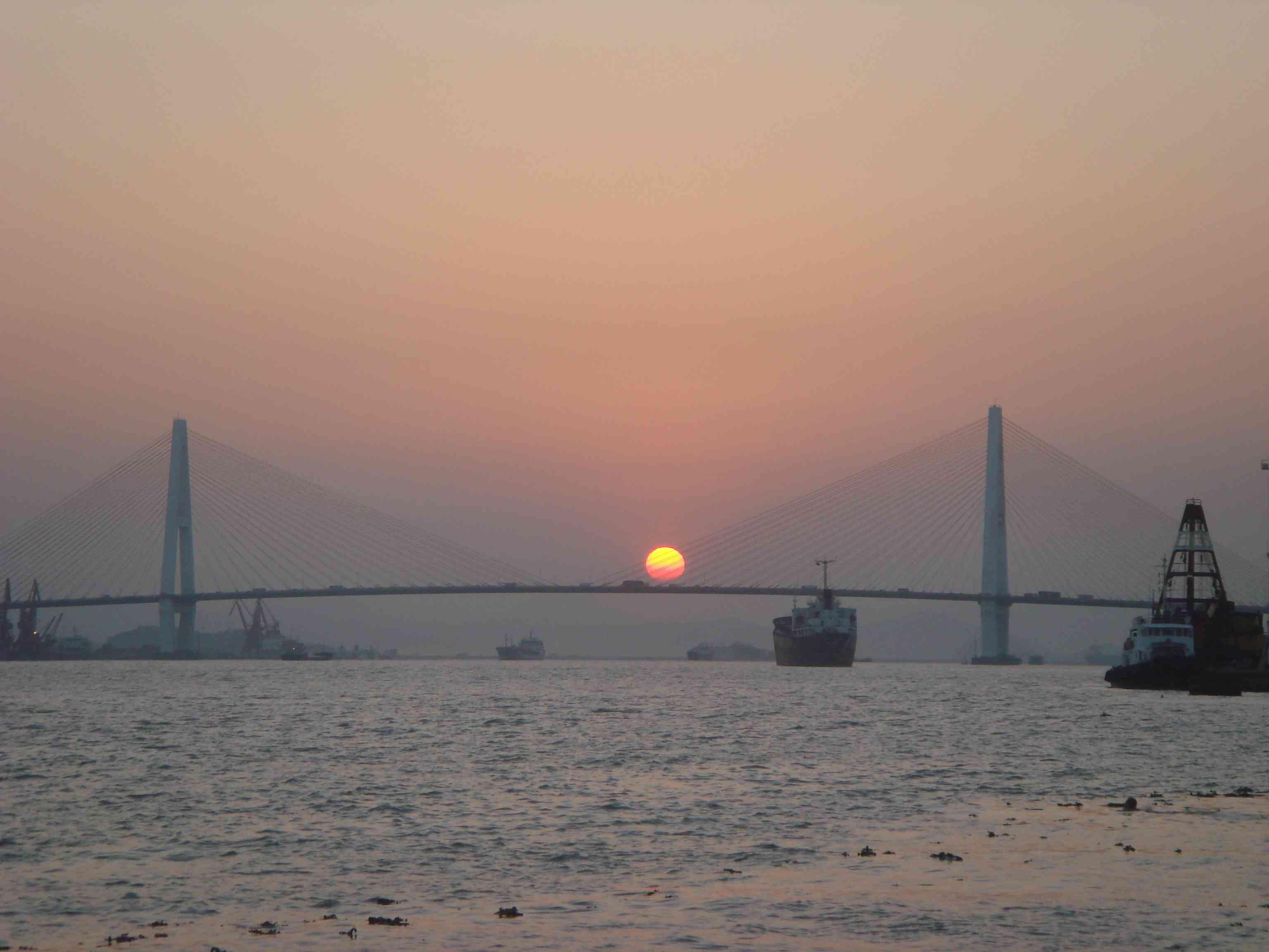 Shantou Queshi Bridge