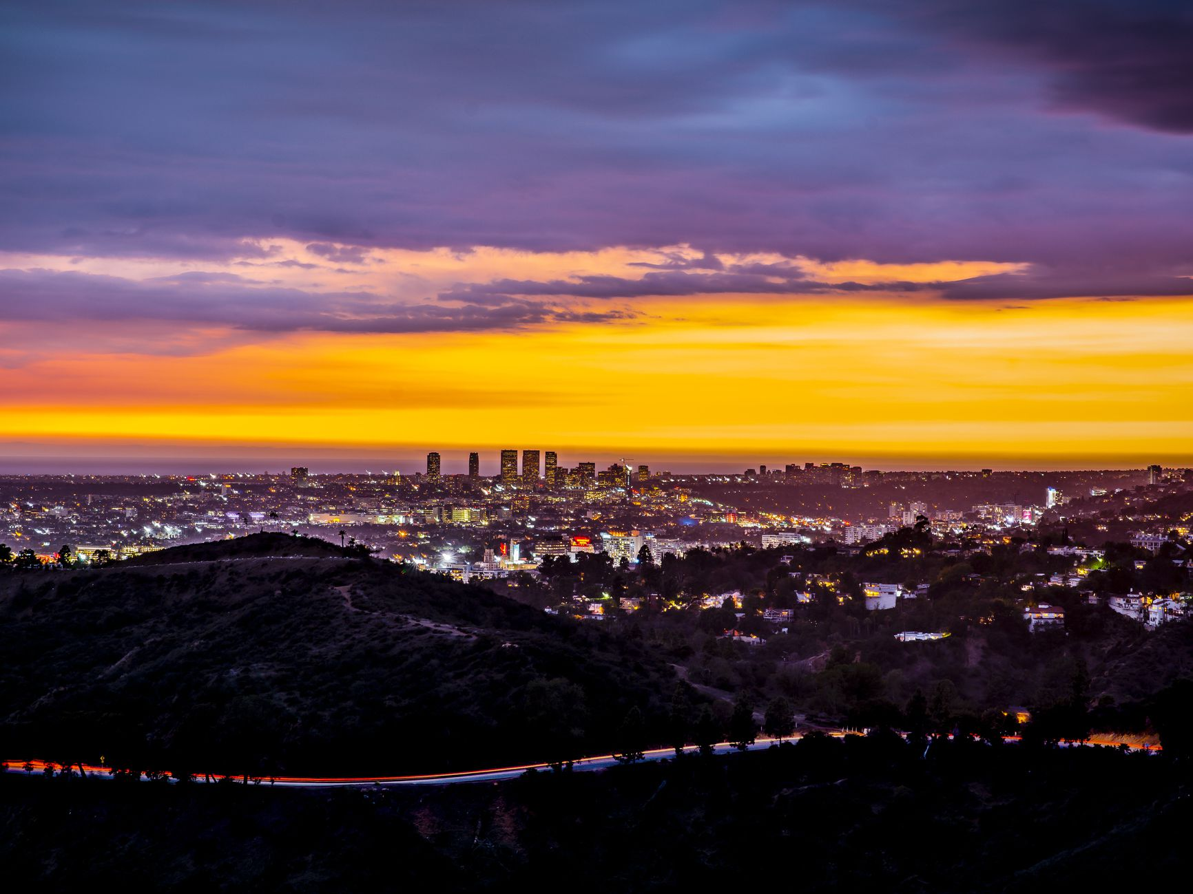 The Top Places to Watch the Sunset in Los Angeles
