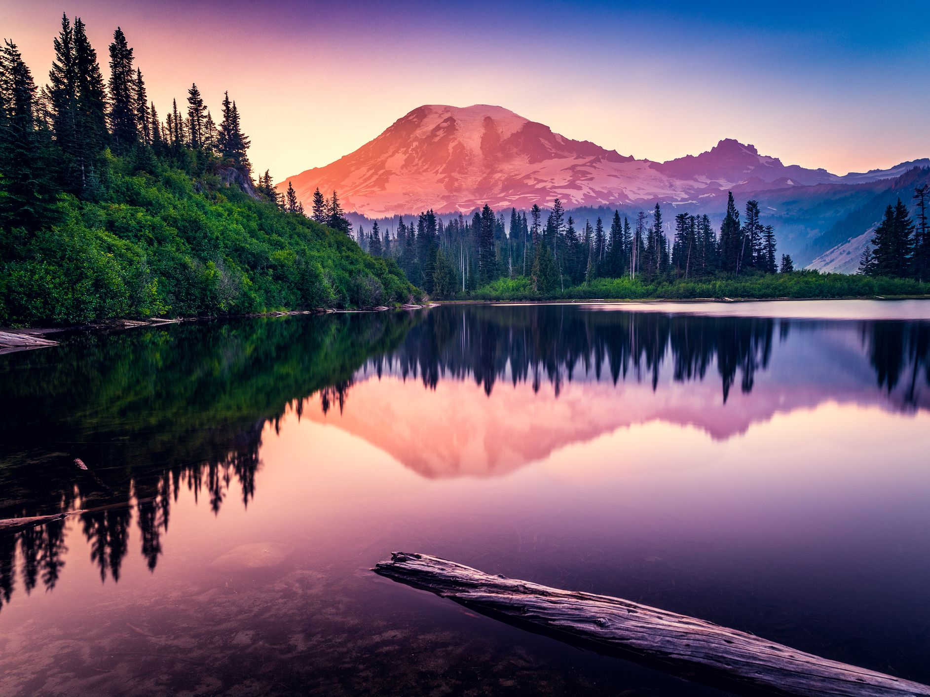 The Top National Parks Of The Pacific Northwest