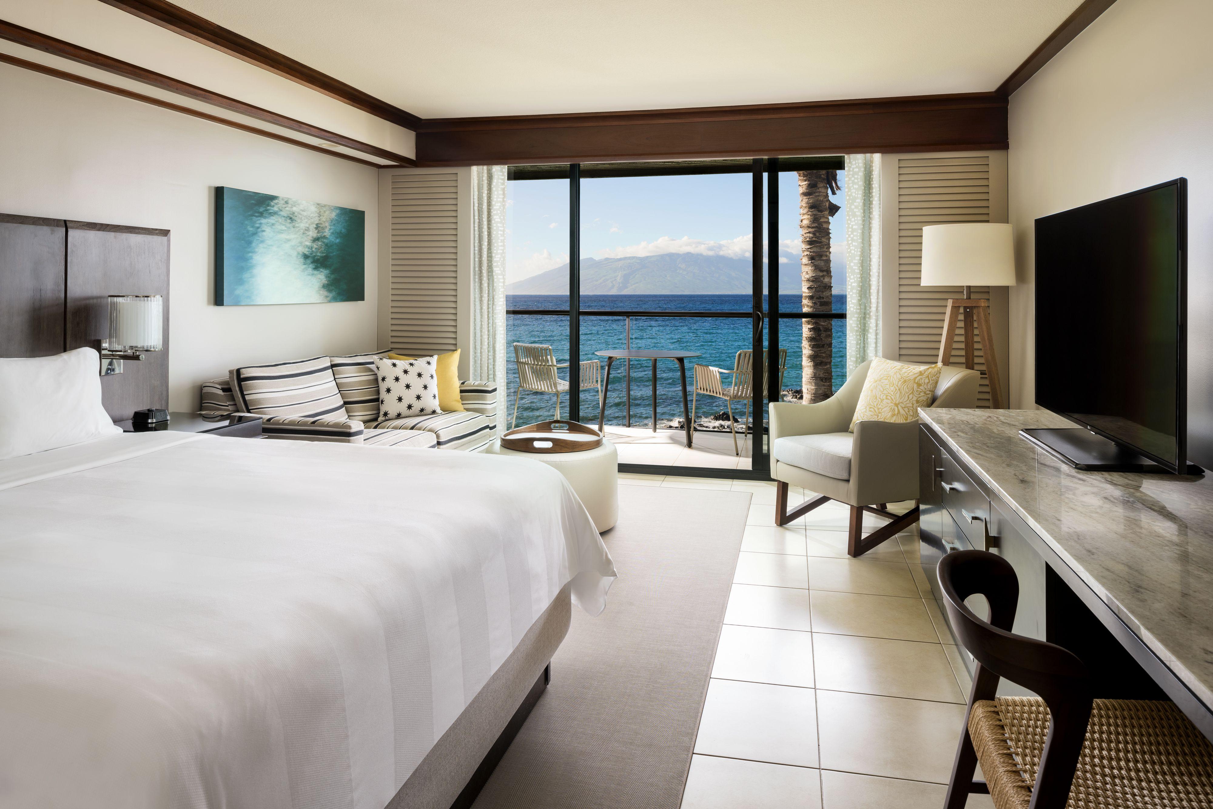 Wailea Marriott Maui king room