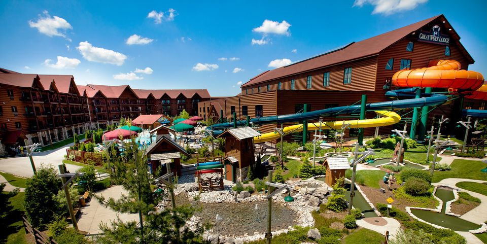 Great Wolf Lodge Cataratas del Niágara, Canadá