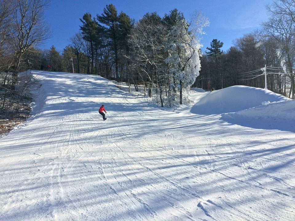 Blue Hills Ski Area, Canton, Massachusetts