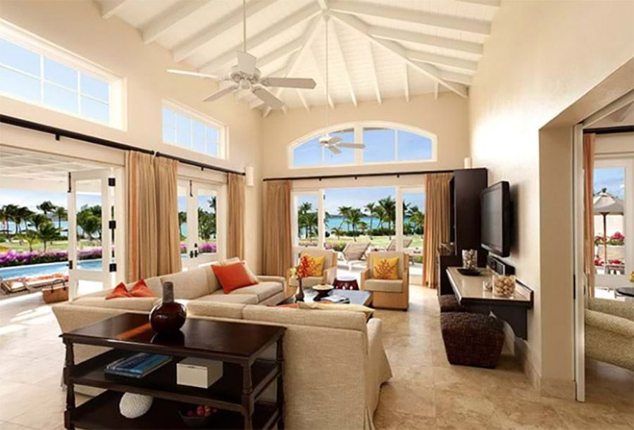Estate Suite en la isla de Jumby Bay