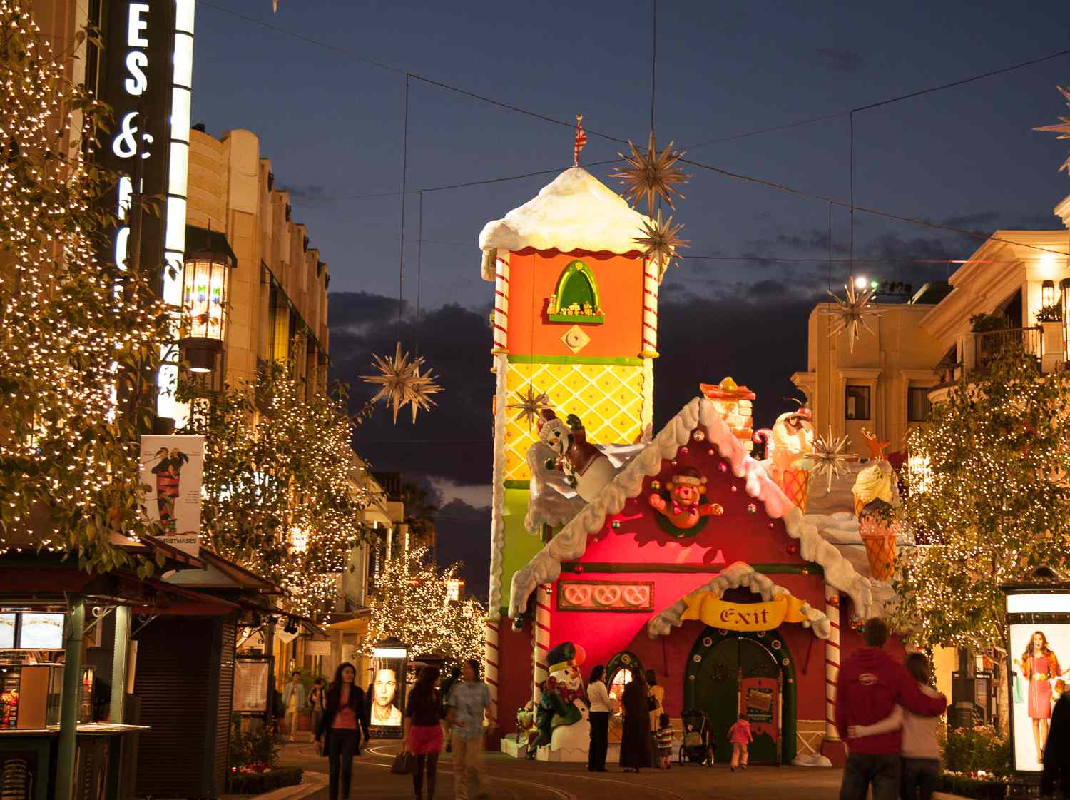 Christmas In Los Angeles.Things To Do For Christmas In Los Angeles