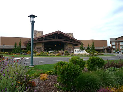 Three Rivers Casino North Bend Oregon