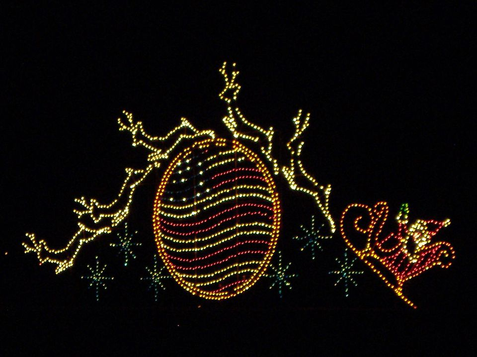 Midwest City Holiday Lights Spectacular