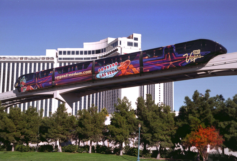 Las Vegas Monorail Service