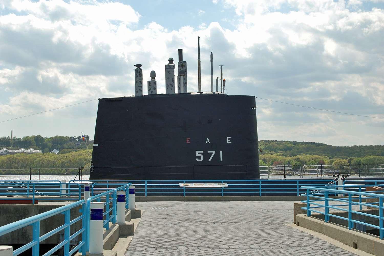 USS Nautilus Free Tours